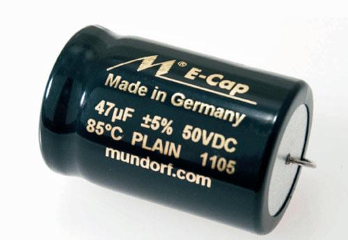 Mundorf MCAP EVO Silber Gold Öl MESGO 15,00 µF