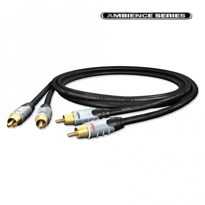 Sommer Cable Ambience-Serie