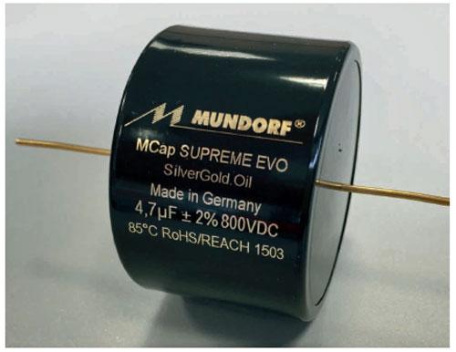 Mundorf mcap supreme